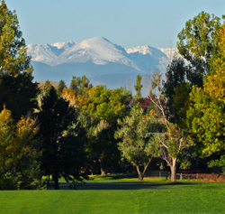 Greeley, Colorado Hotel Mountain View