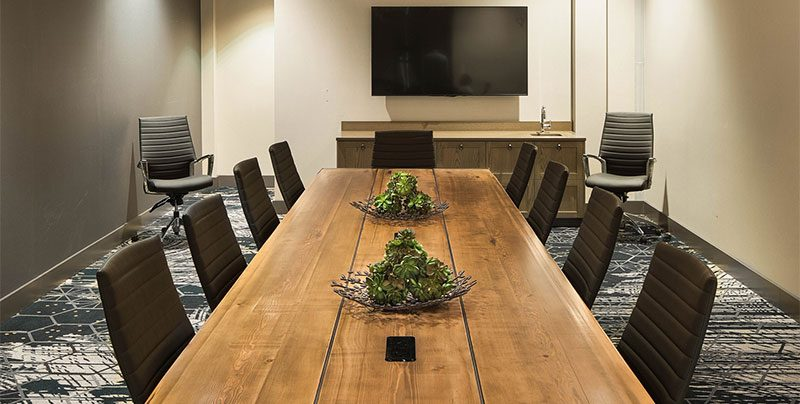 Horace Greeley Board Room