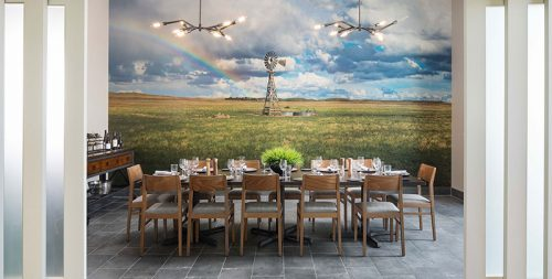 Meekers Private Dining Room